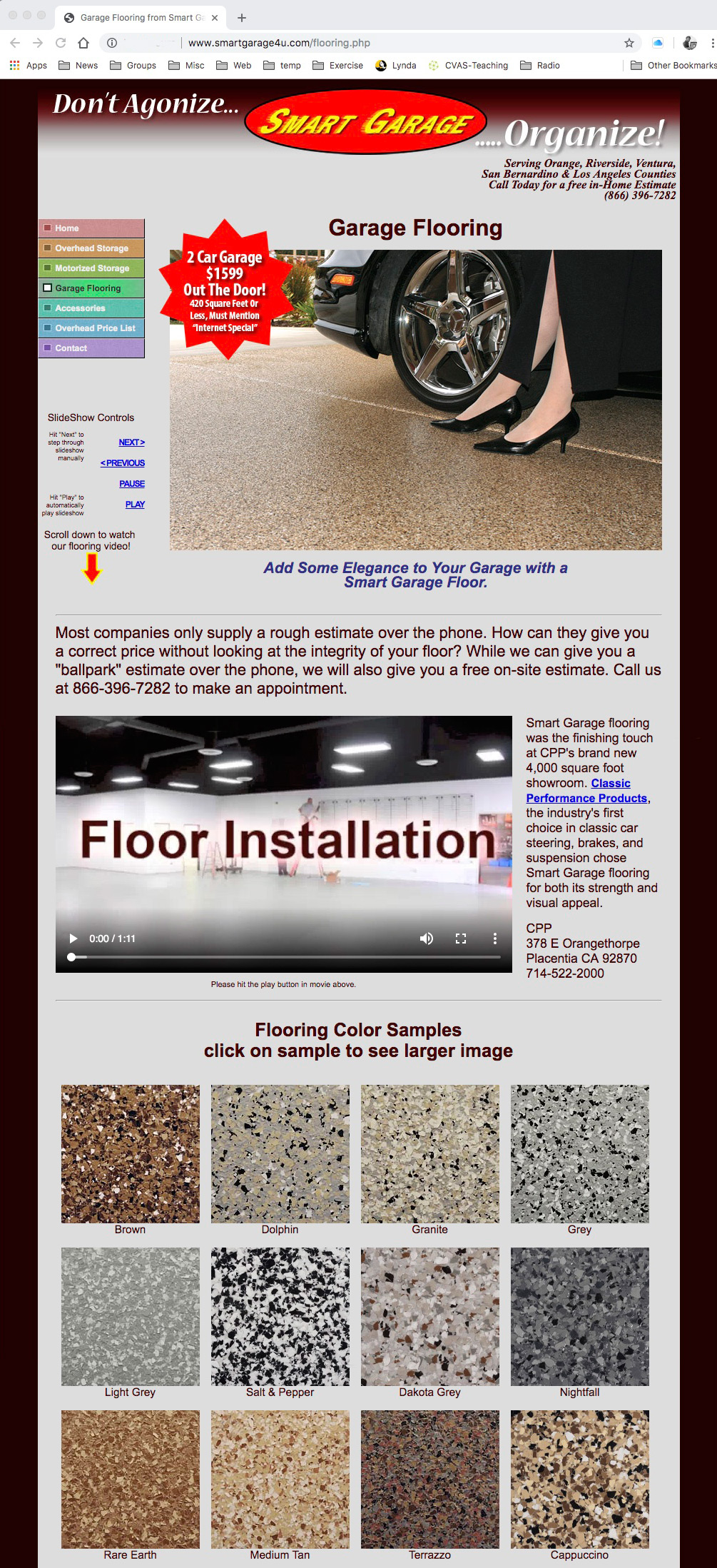flooring page